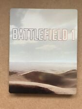 New Battlefield 1 Enlisters Edition Steelbook Case Preorder Promo Xbox One PS4