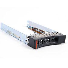 """IBM 2,5"""" SATA SAS HDD Caddy Tray SFF 44T2216 System X3550 X3650 M2 M3 M4 HotPlug"""