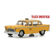 Taxi Driver - Travis Bickle's 1975 Checker Taxicab - GREENLIGHT - 1:43