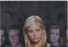 Buffy TVS Memories Reinforcements Chase Card R4