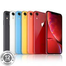 Apple iPhone XR Entsperrt Netzwerk gesperrt Smartphone 64gb 128gb 256gb alle Farben