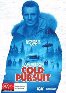 Cold Pursuit : NEW DVD