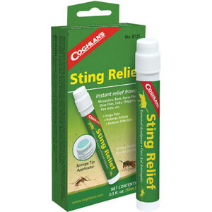 Coghlan's Sting Relief, External Analgesic, First Aid Antiseptic, Stops Pain
