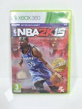 NBA 2k15 Xbox 360 Xbox 360 Xbox 360 Videospiele mit Handbuch versandkostenfrei
