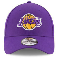 Era 9forty The League Adjustable Mens Headwear Cap - Los Angeles Lakers One Size