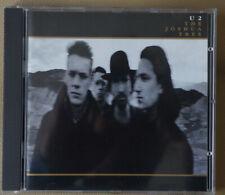 U2 - Joshua Tree (1987). Original French release from 1987