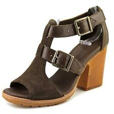 Buckle Platforms & Wedges Wide (C, D, W) Shoes for Women