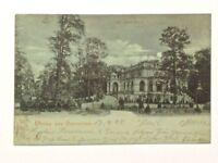 Postkarte   Hannover  1898