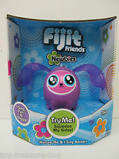 """PURPLE Fijit Friends Newbies """"TIKA"""" - She Sings, Purrs & Giggles - Ages 6 & up"""