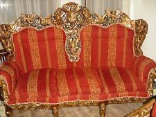prachtvolle Sofa Couch Garniture,Unikat,Barock,Rokoko,Diana Göttin der Jagd
