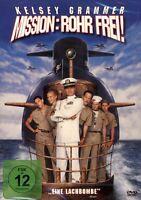 DVD NEU/OVP - Mission: Rohr frei - Kelsey Grammer, Lauren Holly & Rob Schneider