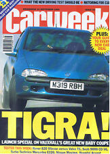 CARWEEK MAGAZINE | 21 September 1994 | Test: Rover 820 Vitesse versus Volvo T5