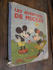 Les aventures de Mickey / Walt Disney / 1931
