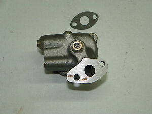 1960-1969  Chevy/GMC truck  305,351,401 (w/5/16 mounting holes)   NEW oil pump