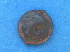 SCARCE Bronze Drachm of  Syracuse/Sicily Reign of Timoleon 344-336 B.C.