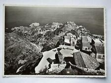CASTELMOLA Mesina Caffè San Giorgio vecchia cartolina