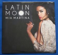 Mia Martina Latin Moon CD Promo 5 Mixes Sealed New Jump Smokers 2010