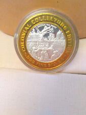 Foxwoods 1995 Colonial Collectors Edition .999 Fine Silver / Boston Tea Party