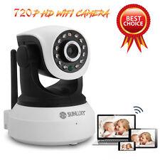 SUNLUXY WIFI IP Camera Dual IR CUT Filter auto switch HD 720P P2P 128GTF SD Card