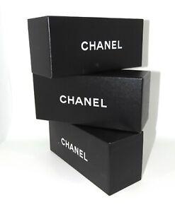 Chanel Sunglasses Eyeglasses Box  Authentic 3 Boxes Gift Storage