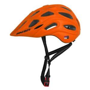 Bikeboy Ventilated Cycling Ultralight Bicycle Helmet Mtb Road Bike Helmet 56-60