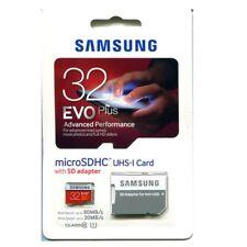 SAMSUNG EVO Plus micro SDXC UHS-1 C10 Card Memory Card 32GB