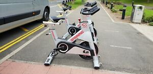 Serviced STAR TRAC NXT GENERATION 4 SPINNING BIKE Commercial Gym Equipment