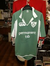 Ireland rugby shirt Gordon Darcy signed( not match worn)