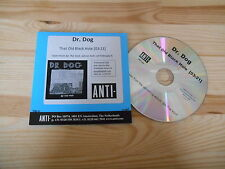 CD Indie Dr Dog-that Old Black Hole (1 chanson) promo anti-rec