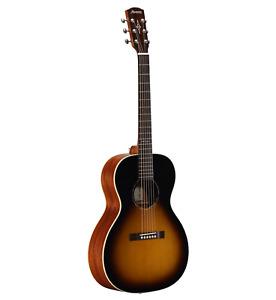 Alvarez DELTA00E/TSB Jazz & Blues Series 14-Fret Parlor Acoustic/Electric Guitar