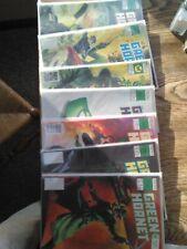 Green Hornet #'s 2-8