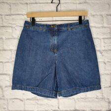Jones New York womens jean shorts, sz 4