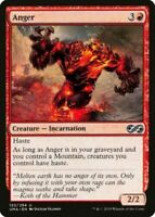 1x Anger - Ultimate Masters - MTG - NM - Magic the Gathering