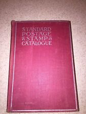Scott Standard Postage Stamp Catalogue 1937 Scott Stamp & Coin Company