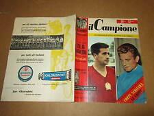 RIVISTA SPORTIVA IL CAMPIONE ANNO 1955 ANNO I° N°11 BONIPERTI BOSZIK COPIA B