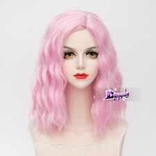 Lolita Fashion Curly Hair Multi Color Daily Party Anime Cosplay Wig + Wig Cap
