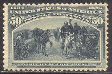 U.S. #240 Mint - 1893 50c Columbian ($425)
