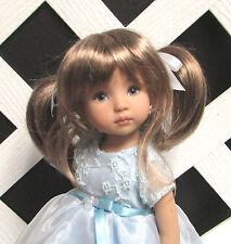 "Monique Doll Wig ""Lillie"" Size 6/7 - Brownish/Blonde Blend NEW!"