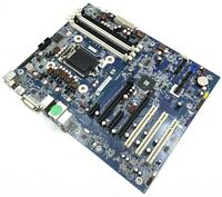 HP Z200 Workstation Motherboard Intel LGA 1156/Socket H DDR3 SDRAM 503397-001