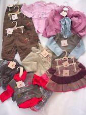 Mädchen Kinderbekleidung Paket Konvolut 14 Teile Gr. 68 74 80 86 92