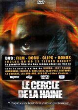 """DVD """"LE CERCLE DE LA HAINE"""" Booba, Dieudonne, Psy4 de la rime, Joey Starr / RAP"""
