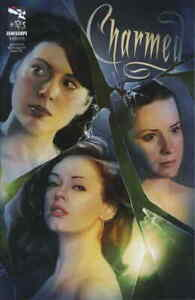 Charmed #10A VF/NM; Zenescope | save on shipping - details inside