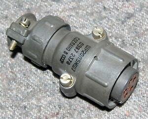 шр20п5нш7 (SHR20P5NSH7) CCCP (USSR) MILITARY CONNECTOR 5 pin FEMALE