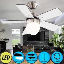 Lampe LED 9,5 Watt éclairage de Plafond Plafonnier ventilateur