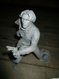 Statuette résine Bouncer-Version  'ombrée'-Avec ex libris&certificat-Neuve-26cm