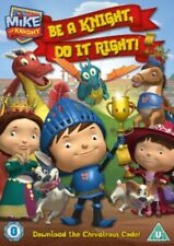 Mike The Knight: Be A Knight. Do It Right! DVD *NEW & SEALED*