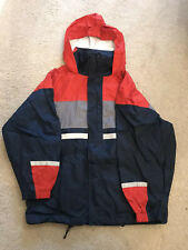 TCM Boys Navy Red Cagoul Jacket Size 134/140
