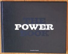 SIGNED - JACQUELINE HASSINK - THE POWER BOOK - 2007 1ST EDITION - NICE COPY