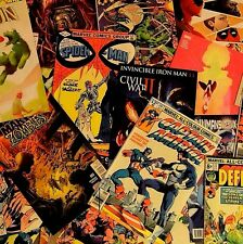 Marvel Comic Book Grab Bag! (1970 - 2017) | 3 x Mixed Comics!