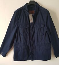 Marks & Spencer Mens Utility Jacket Cotton L-2XL RRP£69